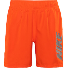 "Nike Swim Volley Bathing Trunk Children 4"" orange"